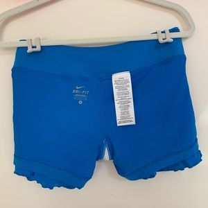 Nike Skirts - Blue Nike Tennis Skirt